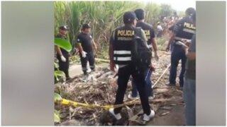 La Libertad: hallan cadáver de vendedor de helados en una acequia de Chepén