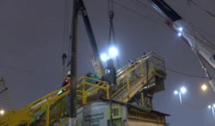 Vía Evitamiento: usuarios afectados tras retiro de puente Castilla