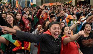 Bolivia: continúan violentas protestas contra reelección de Evo Morales