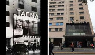 El Paramount Tacna: un cine de lujo en los 50' que hoy solo proyecta nostalgias