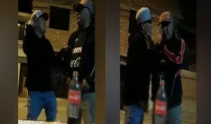 SJL: sujeto en estado de ebriedad intentó asesinar a su vecino pero pistola falló