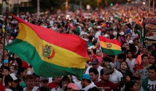 Bolivia: aumentan protestas contra reelección de Evo Morales