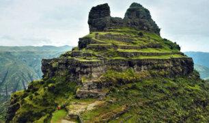 Waqrapukara: ciudadela cusqueña es protagonista de una serie de National Geographic