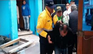 San Miguel: un muerto y un herido tras incidente en agencia marítima