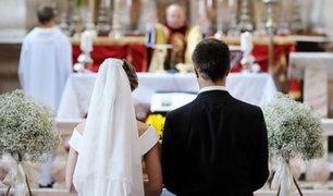 Pese a críticas, exalcalde se casó con su nuera tras fallecer  su hijo
