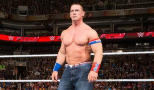 EEUU: exluchador John Cena donará US$500 mil para combatir incendios forestales
