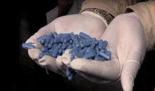 Chorrillos: policía fiscal interviene fábrica de medicamentos falsificados