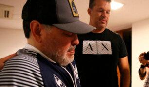 Este fue el regalo que hizo llorar a Diego Armando Maradona