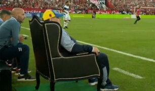 El Gimnasia en manos de Maradona goleó a Newell's por 4-0
