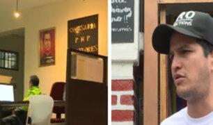 Miraflores: comisario niega que efectivos hayan discriminado a venezolano