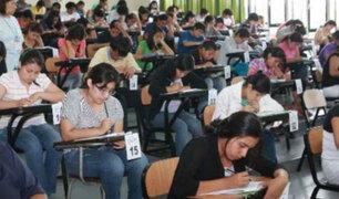 Universidades públicas con licenciamiento denegado no convocarán examen de admisión