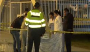 Los Olivos: trabajador asesinado en extrañas circunstancias
