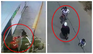Madres asaltadas en exteriores de colegios de El Agustino y SMP