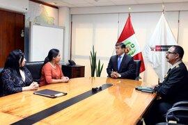 Mininter brindará apoyo legal a policía que purga prisión en penal de Abancay