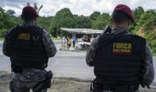 Brasil: operativo deja 17 presuntos narcotraficantes muertos en Manaos