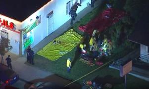 EEUU: fiesta de Halloween terminó con 3 muertos y 9 heridos tras tiroteo