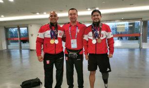 Perú ganó cuatro medallas en Juegos Mundiales Militares en China