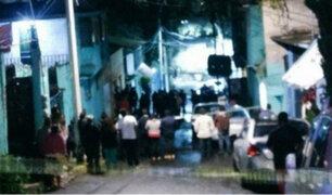 México: tres muertos y siete heridos dejó ataque contra fiesta intantil