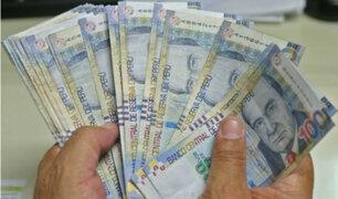 Vicente Zeballos anunció que promoverán aumento del sueldo mínimo