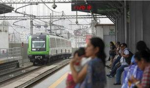 Línea 1 del Metro de Lima: Gobierno gestiona ampliación de horario de atención