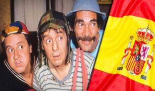 """El chaval, se viraliza la versión española de """"El Chavo del 8"""""""