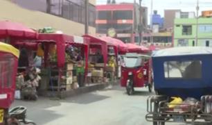 Ate: pedirán antecedentes penales para empadronar a mototaxistas extranjeros
