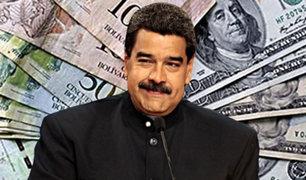 EEUU sancionaría a España por ayudar al régimen de Nicolás Maduro