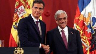 España se ofrece a ser sede de cumbre del clima COP25 tras renuncia de Chile