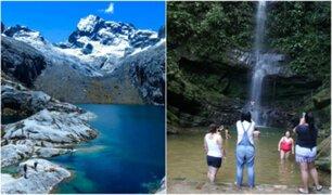 Los 10 destinos turísticos acuáticos que podrías visitar en este feriado largo