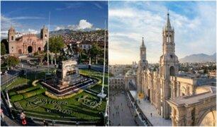 Unesco reconoció a Ayacucho y Arequipa como Ciudades Creativas