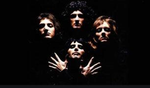"""Queen: canción """"Bohemian Rhapsody"""" cumple 44 Años"""