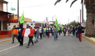 Tía María: vocero afirma que protestas en Valle de Tambo continuarán en estos días