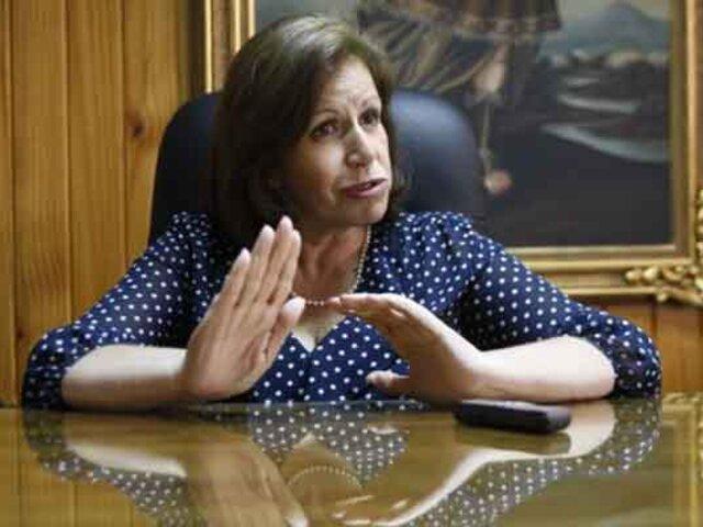 Flores Nano sobre decisión del JNE: Dañaría a quien llegue a la presidencia