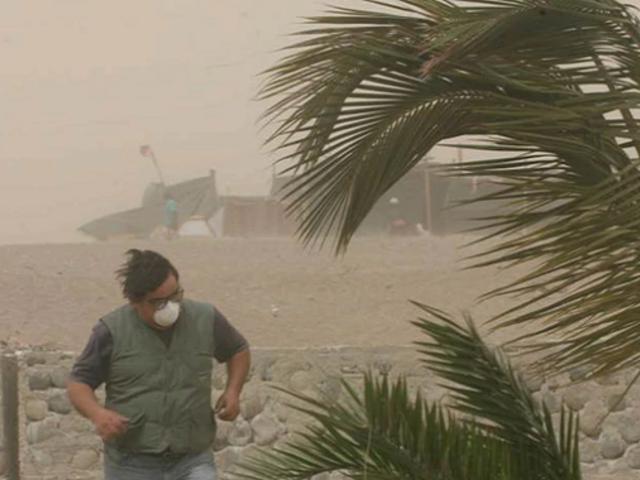 Senamhi: fuertes vientos azotarán la costa peruana desde mañana