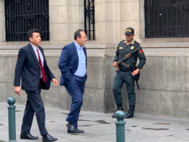 A solo horas del nuevo Gabinete Ministerial: ¿qué políticos desfilaron hoy en Palacio?