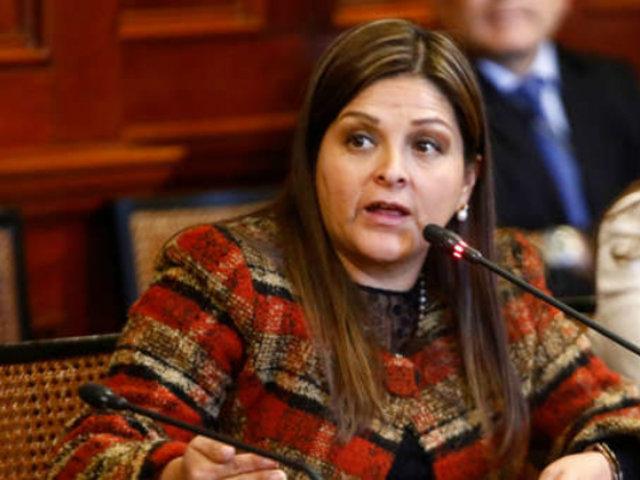 Beteta instó a Vizcarra a dejar la presidencia para convocar a elecciones generales