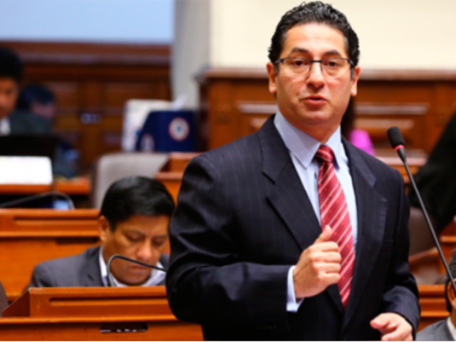 Elecciones 2020: declaran improcedente candidatura de Salvador Heresi