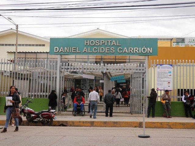 Huancayo: familia terminó con fuertes quemaduras tras explosión de balón de gas