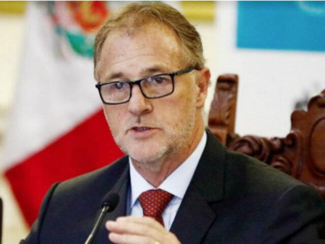 """Jorge Muñoz: """"Tenemos que generar soluciones, la ATU está caminando muy lento"""""""