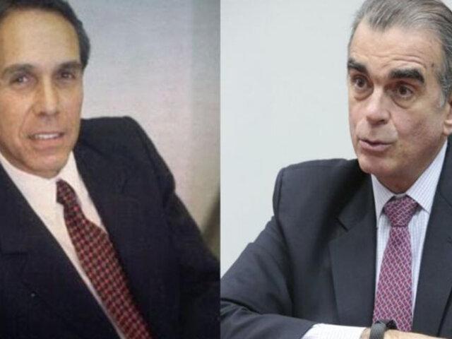 Ortiz de Zevallos Olaechea: He sido elegido por el voto conforme de 87 congresistas