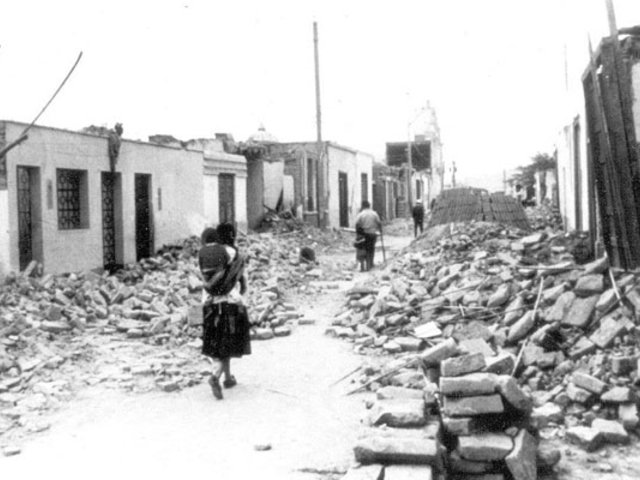 """""""Los terremotos son cíclicos"""" advierte IGP a 45 años del sismo que remeció Lima"""