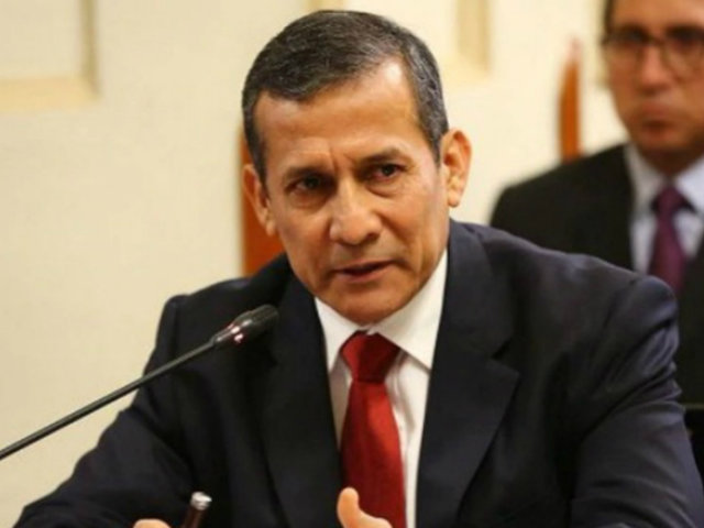Ollanta Humala saludó conformidad de gabinete presidido por Vicente Zeballos