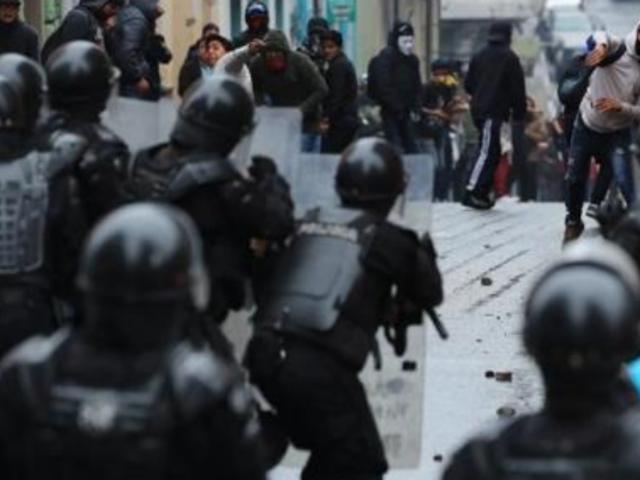 Ecuador: gobierno decretó estado de excepción tras disturbios