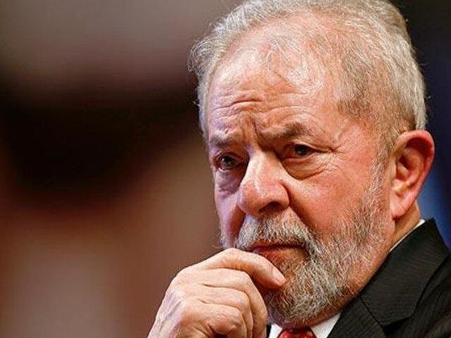 Lula da Silva sobre Perú: la democracia es la única forma de resolver las crisis políticas