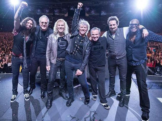 Bon Jovi en Lima: fanáticos destacaron show y la vitalidad de los integrantes