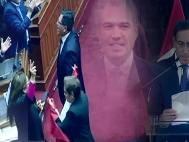 EXCLUSIVO   Hora cero: imágenes inéditas desde los interiores del Congreso durante su cierre