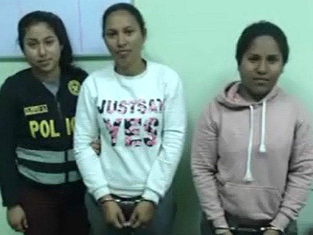 SJM: venezolanas comercializaban droga en cajitas de golosinas
