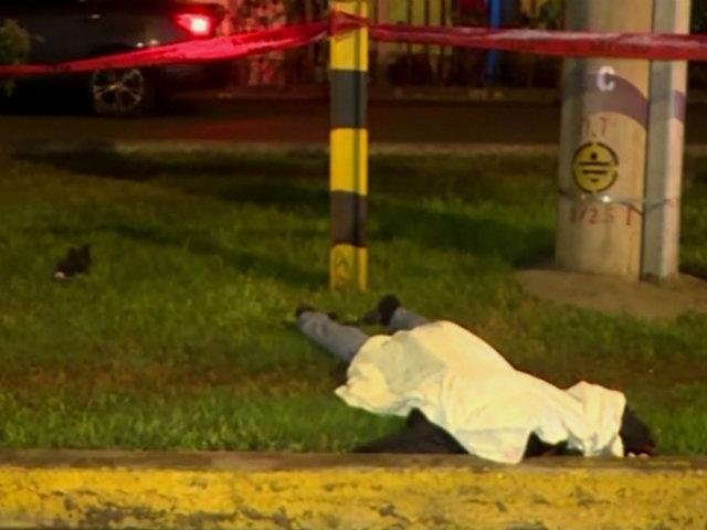 Surco: joven muere atropellado y conductor se da a la fuga