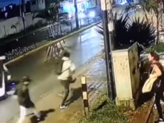 Chorrillos: delincuentes en falso taxi asaltan a pareja