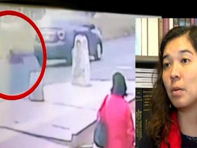 SJL: mujer que atropelló y abandonó a menor podría ir 10 años a la cárcel